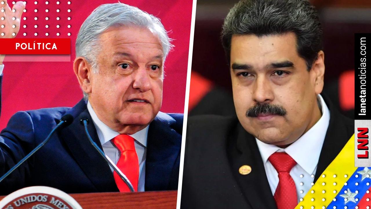 ¡Viva México!: el grito de Maduro al asumir su segundo mandato en Venezuela