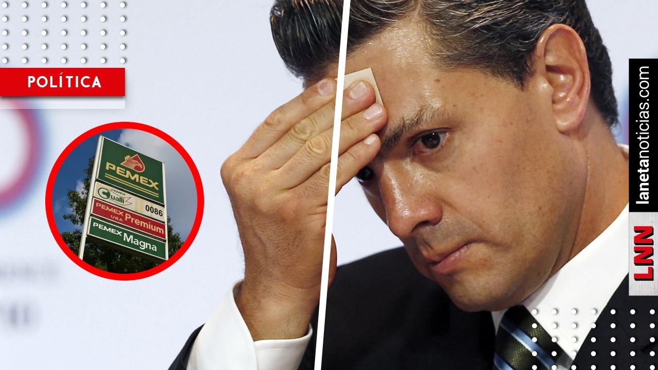 Pipas y licitaciones: acusan a Pemex de Peña de presunto fraude millonario