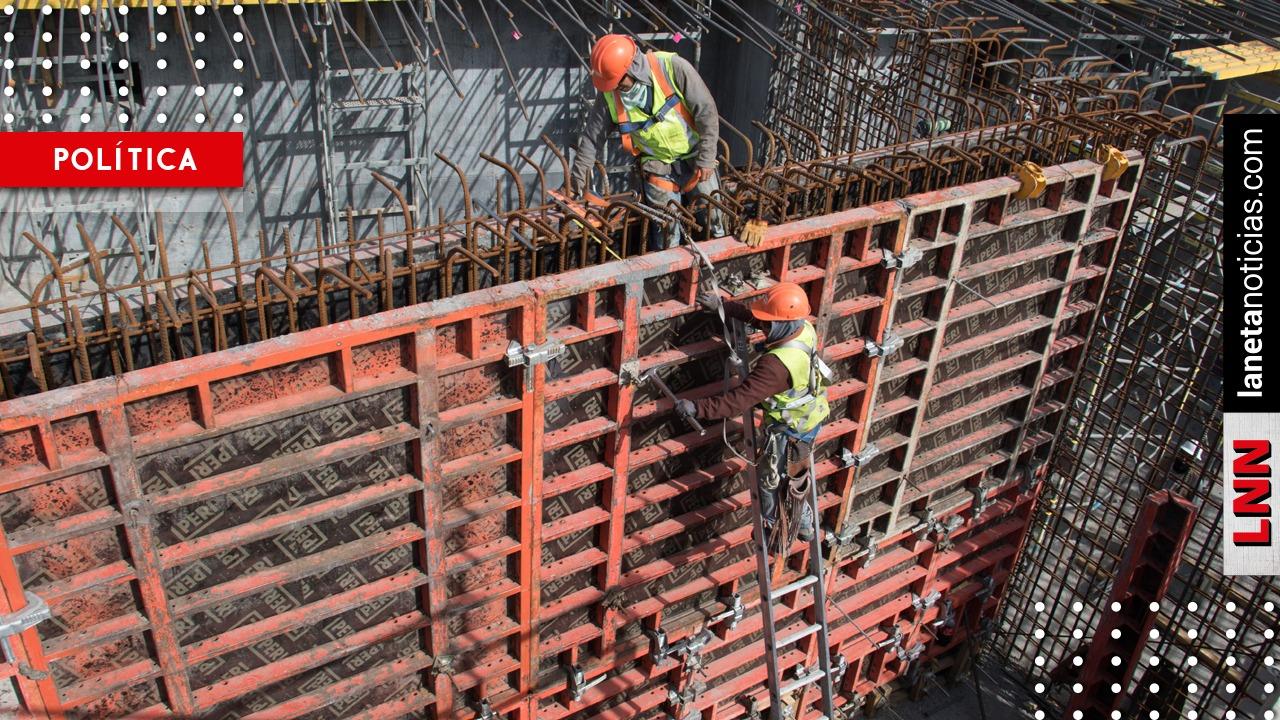 Construcción del Naicm continúa pese a cancelación oficial de Jiménez Espriú