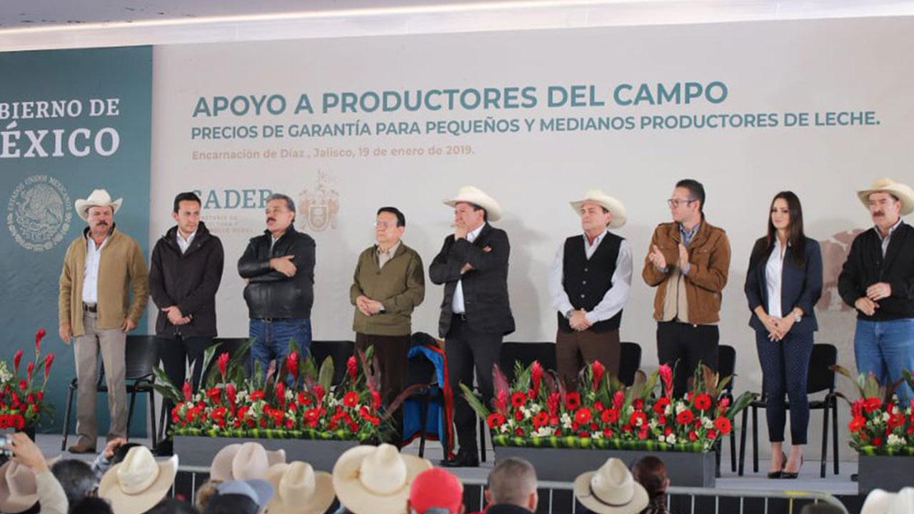 Lomelí ofrece disculpas por cancelación de AMLO en Jalisco; prevé pronta reunión