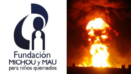 Fundación Michou y Mau atenderá a víctimas de explosión en Hidalgo