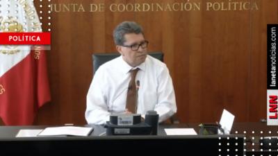 Urge Guardia Nacional, pues México vive en estado de emergencia: Monreal