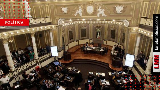 Anuncian terna de candidatos para la gubernatura interina de Puebla