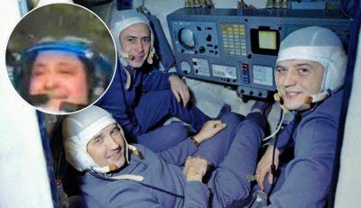 El enigma de los astronautas que aterrizaron muertos y sonriendo