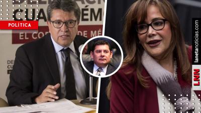 Monreal exige a Polevnsky democracia para elegir candidato en Puebla
