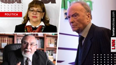 Bátiz, Gertz y De Gyves: la terna que AMLO manda al Senado para fiscal general