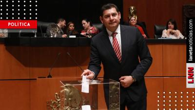 Sugieren que Armenta sea el candidato de Morena a la gubernatura de Puebla