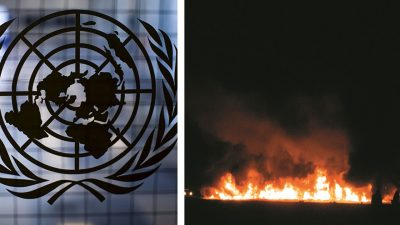 ONU ofrece ayuda a México tras explosión de ducto en Hidalgo