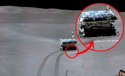 Revelan foto que comprobaría montaje del aterrizaje en el lado oscuro de la Luna