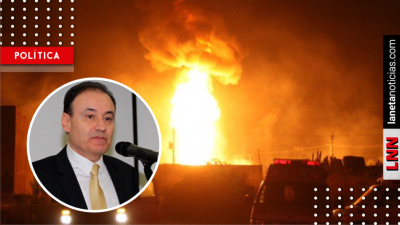 Tras explosión en Tlahuelilpan, Durazo anuncia Comité Nacional de Emergencias