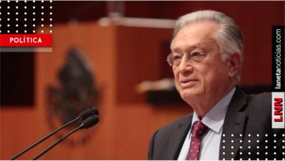 Bartlett se suma a la austeridad de AMLO: devuelve 100 mil pesos de su salario