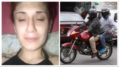 Mujer se resiste a abuso y agresores cobran venganza con su pequeño hijo