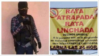 Limpia de ratas: el macabro mensaje que conmociona a población en Chihuahua