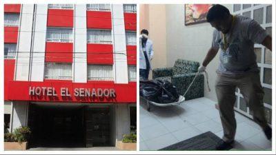 Impacta sangriento suicidio de hombre al interior de hotel en CDMX