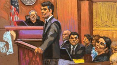 Jurado pone a sudar a juez por incómoda pregunta en juicio de El Chapo