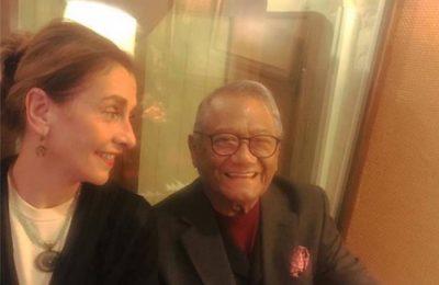 ¿Preparan dueto? Beatriz Gutiérrez presume encuentro con Armando Manzanero. Noticias en tiempo real