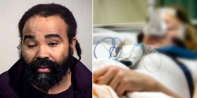 Arrestan a degenerado que abusó de mujer en estado de coma y la embarazó