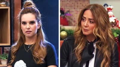 Madura mata ternura: Andrea Legarreta destroza a Tania Rincón con sus curvas
