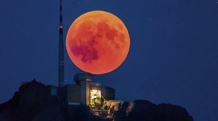 Luna de sangre: todo lo que debes saber sobre lo que pasará este 20 de enero