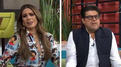 Galilea Montijo exhibe su voraz apetito sexual en plena transmisión de Hoy