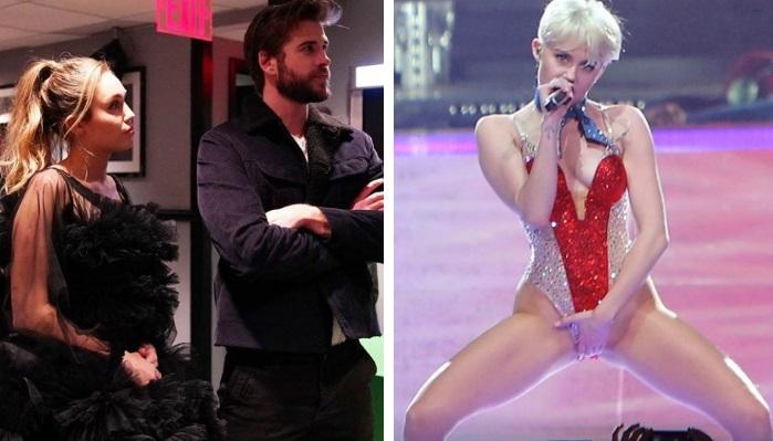 Foto de Miley Cyrus impacta internet ¿por supuesto embarazo?