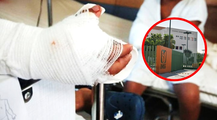 Niño de seis años termina quemado tras ingerir gasolina en Durango
