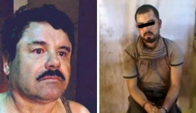 Exhiben sangriento interrogatorio de El Chapo a sicario que terminó asesinado