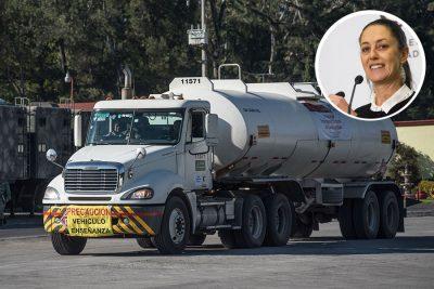 ¡Habemus gasolina! CDMX ya superó el desabasto: Sheinbaum
