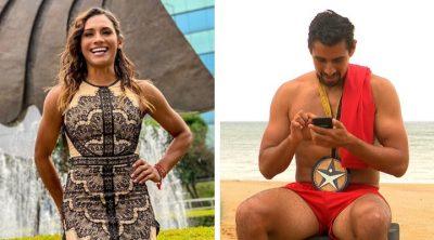 Zudikey rompe el silencio sobre su relación con Pato Araujo en Exatlón