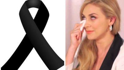 Aracely Arámbula rompe el silencio sobre duelo en funeral de Maty Huitrón