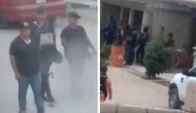 Exponen a integrantes del crimen organizado tomando localidad en Sinaloa