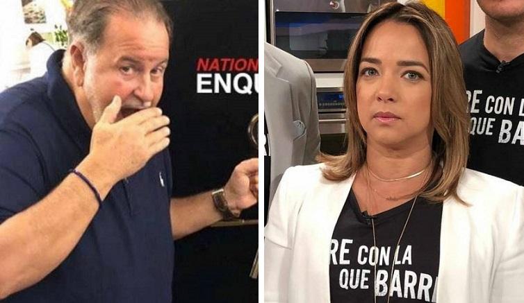 ¡Pasada de peso! El comentario que humilló a Adamari López en programa en vivo