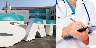 SAT anuncia que empleados se quedan sin seguro médico este 2019. Noticias en tiempo real