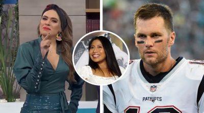 Tom Brady hace un 'Galilea Montijo' tras responder pregunta sobre Roma