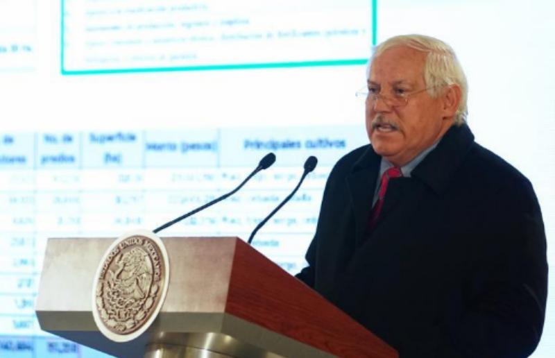 Víctor Villalobos señala que la infraestructura genera inclusión en México