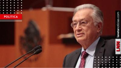 Manuel Bartlett revelará casos de corrupción al interior de CFE, adelanta AMLO