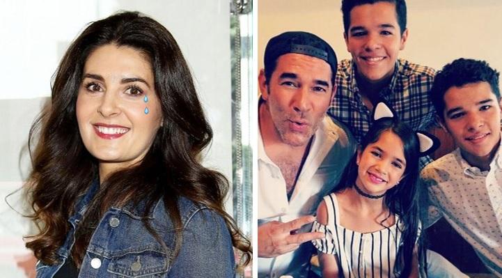 Exhiben duro panorama de la enfermedad que padece hija de Mayrín Villanueva
