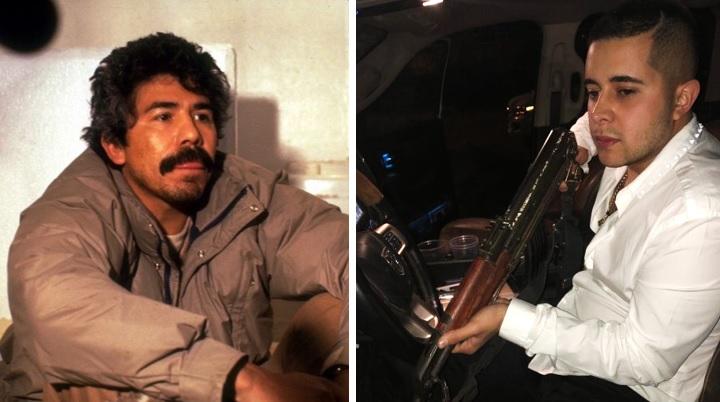 Tras ejecución, difunden foto que conecta a Alejandro Villa con Caro Quintero