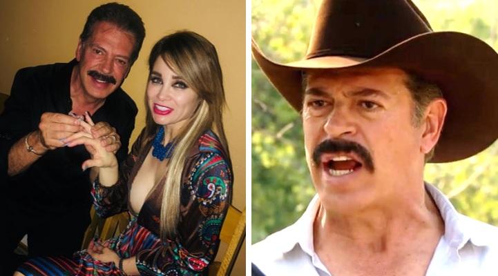 Difunden supuesta agresión de Sergio Goyri a su novia tras exhibirlo en redes
