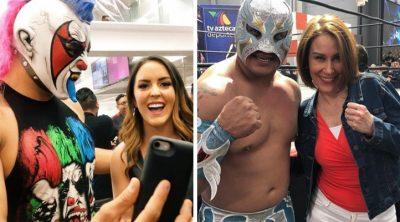 Revelan lista de luchadores que volverán a la televisión con TV Azteca