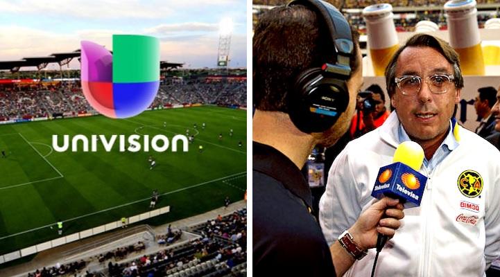 Televisa Deportes afrontaría cambios radicales por su alianza con Univision