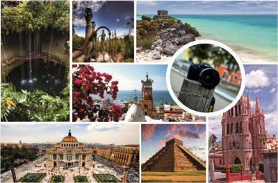 Destinos imperdibles: enamórate de México a través de sus fantásticos rincones