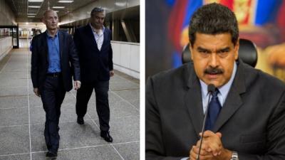 Venezuela saca del país a congresistas europeos que planeaban reunión con Guaidó