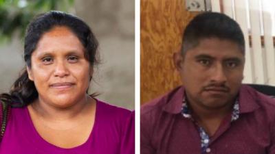 Localizan con vida a dos activistas indígenas en Guerrero