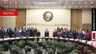 INE aplica multas de más de 300 mdp a partidos por irregularidades fiscales