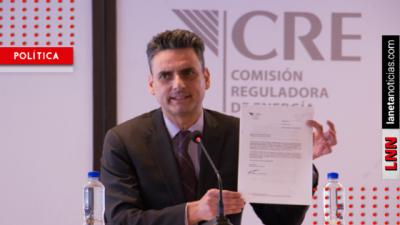 ¿Hay o no conflicto de interés en CRE? García Alcocer pide ver a AMLO
