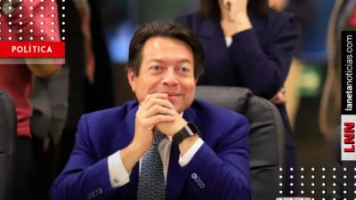 Mario Delgado anuncia que habrá dictamen sobre nueva reforma educativa