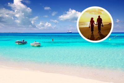 Disfruta de las playas más románticas para celebrar este San Valentín