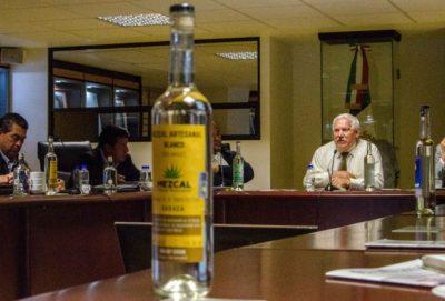 Víctor Villalobos destaca el impacto del mezcal en el desarrollo rural