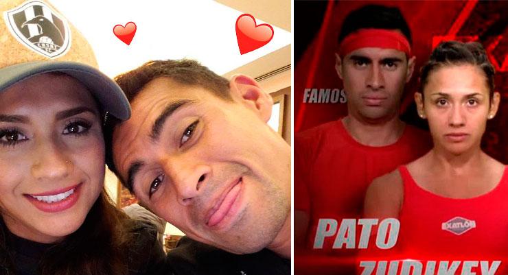 Exponen reveladores mensajes de Zudikey y Pato en redes sociales